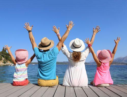¿Cómo gestionar el periodo de vacaciones de verano de los más pequeños?
